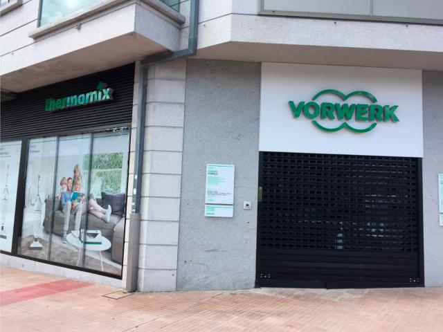 PORTIS CONTRATA EL MANTENIMIENTO DE LAS TIENDAS VORWERK DE ESPAÑA