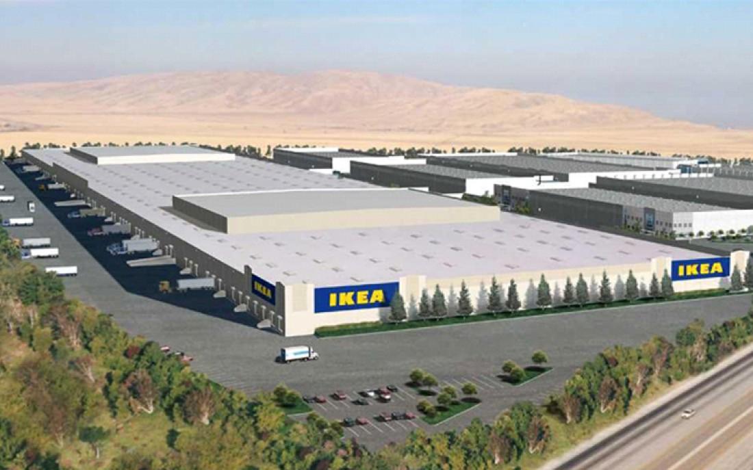 Ikea confía el mantenimiento de las puertas de su nuevo centro logístico de Valls a Portis