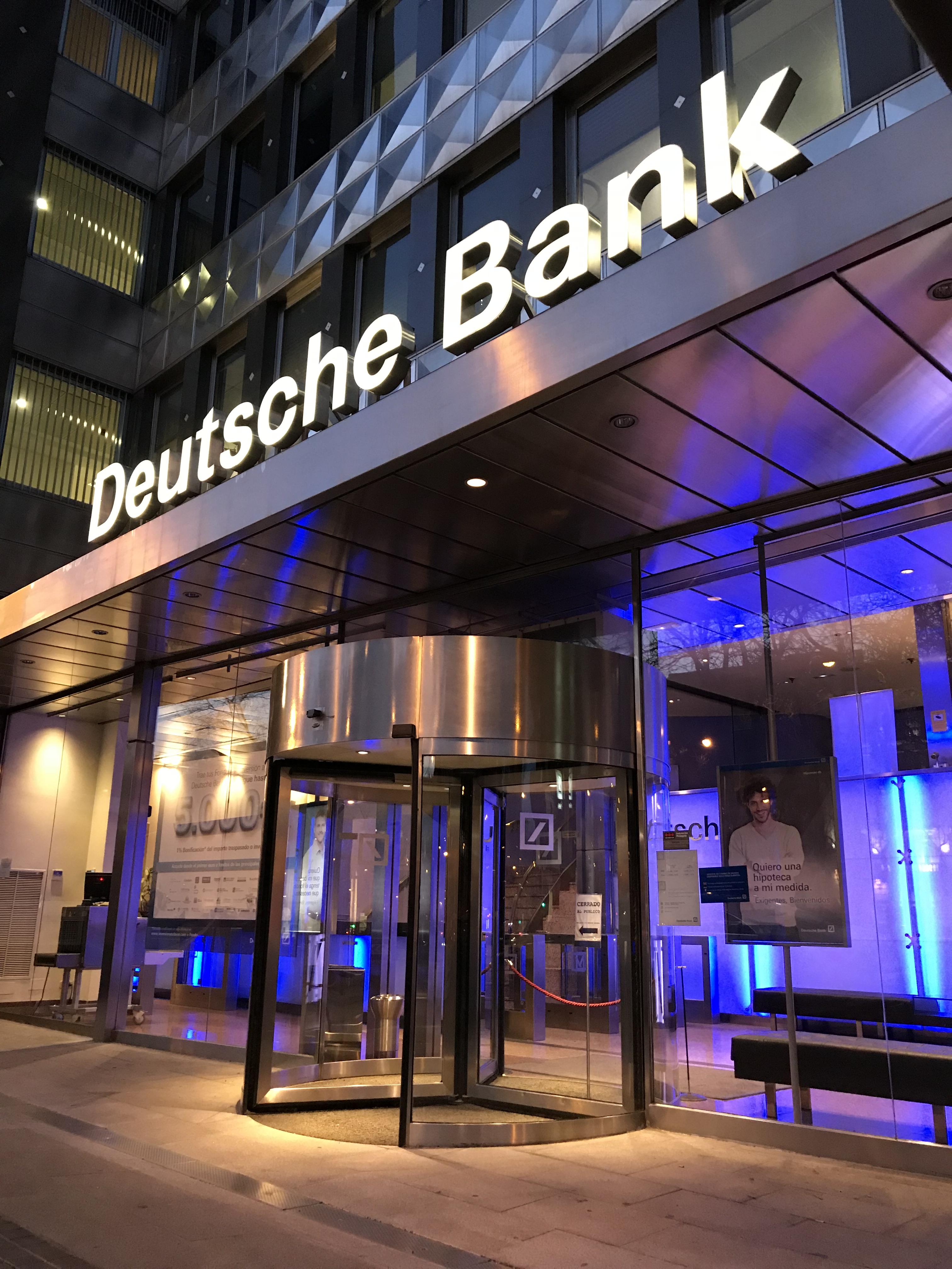 PORTIS ADQUIERE EL CONTRATO DE MANTENIMIENTO DE LA CENTRAL DE DEUTSCHE BANK EN ESPAÑA.