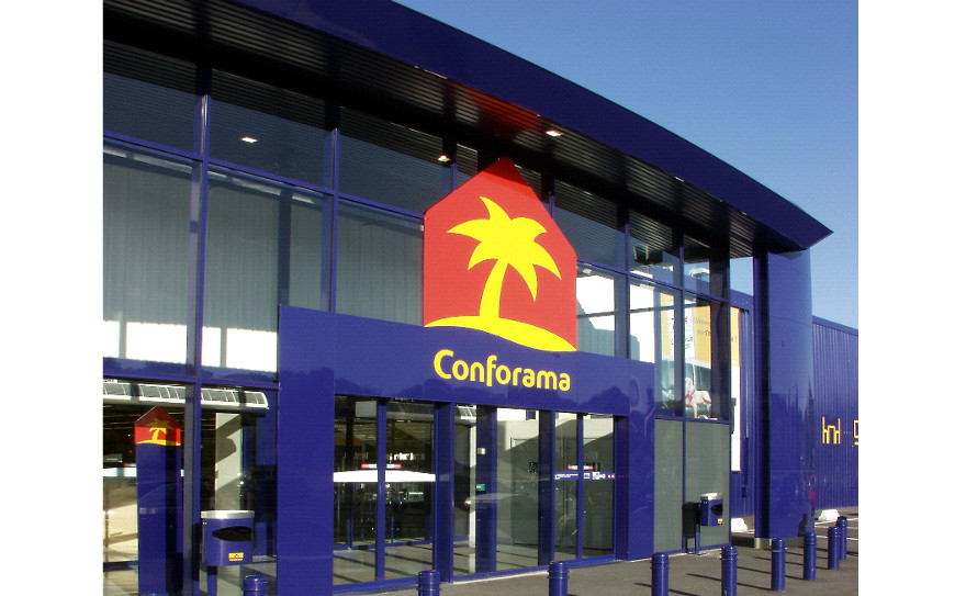 El nuevo Conforama de Lanzarote equipará puertas automáticas Portis
