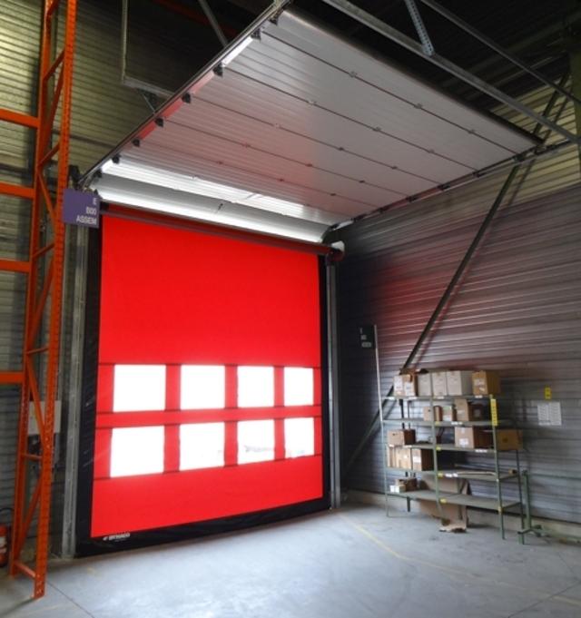 puertas r pidas industriales portis