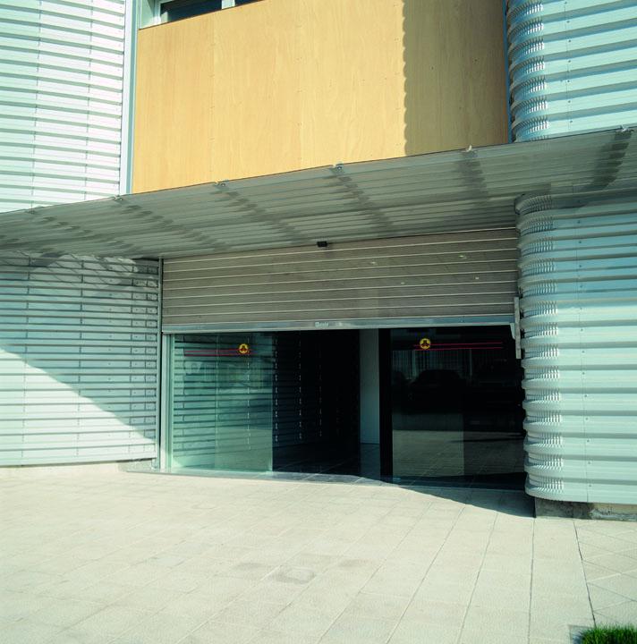 Puertas enrollables portis for Puertas enrollables